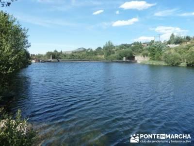 Las Pesquerías Reales - Senderismo Segovia (Ruta de las Pesquerías Reales); senderismo picos europ